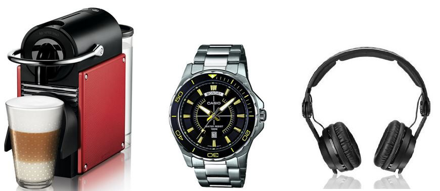 Casio MTD 1076D 1A9VEF Herren XL Uhr   bei den 52 Amazon Blitzangeboten bis 11Uhr