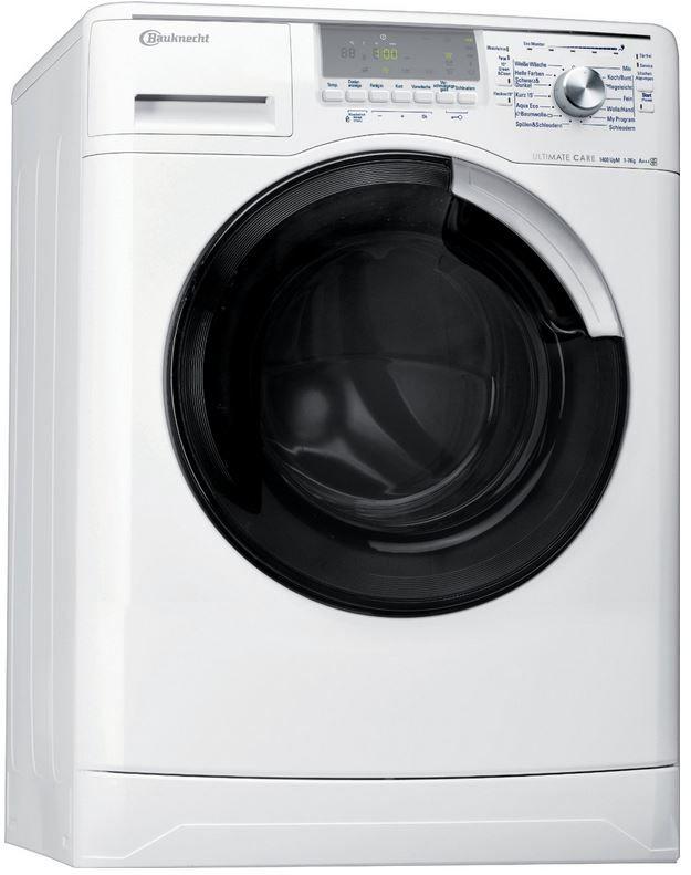 Bauknecht WA Eco Star 7 ES   Frontlader Waschmaschine 7Kg A+++ für 519€   Update