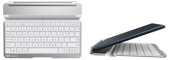 Belkin FasfFit iPad Air Bluetooth Tastatur mit Autowake Funktion für 29,90€