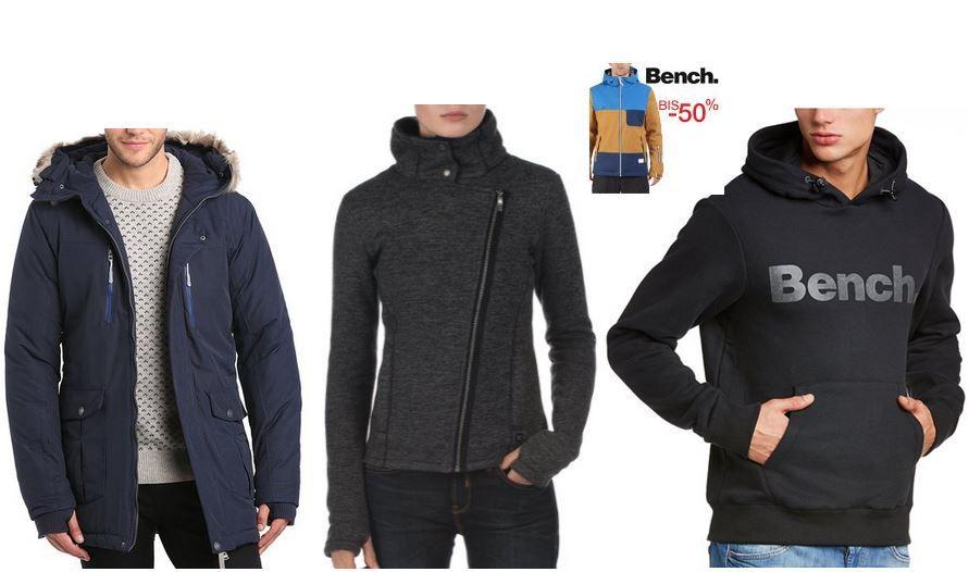BENCH Sale bei Amazon mit bis zu 50%   Update!