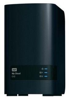 Western Digital My Cloud EX2 Ultra NAS mit 8TB Speicher für 359€ (statt 419€)