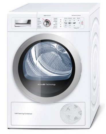 Bosch WTY87701 Wärmepumpentrockner mit A++ und 8kg für 555,55€ (statt 629€)