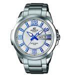 Casio Edifice – analog Quarz Edelstahl Herren XL Armbanduhr für 55,01€