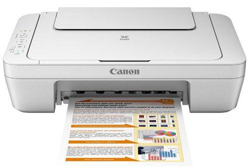 Canon Pixma MG2550 Multifunktions Drucker (Drucker, Kopierer, Scanner, USB) für 37,45€