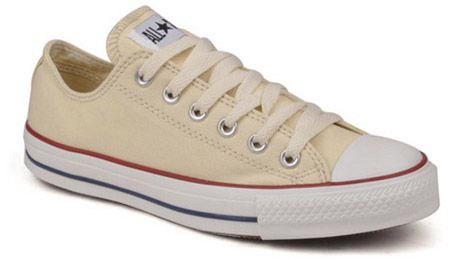 Converse All Star Chucks OX für 25€   Beige, Bordeaux oder Pink