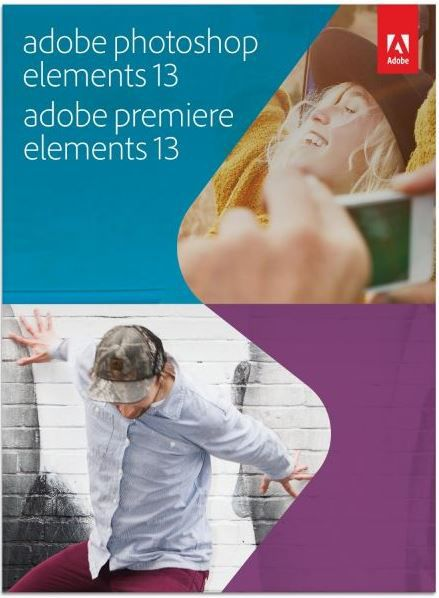 Cyberweekend06 Photoshop Elements 13 + Premiere Elements 13 Mac/Win für 74,90€ beim Cyberport Weekend Deal