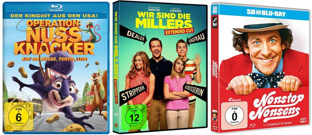 2 TV Serien auf Blu ray für 30€ und mehr Amazon DVD oder Blu ray Angebote   Update