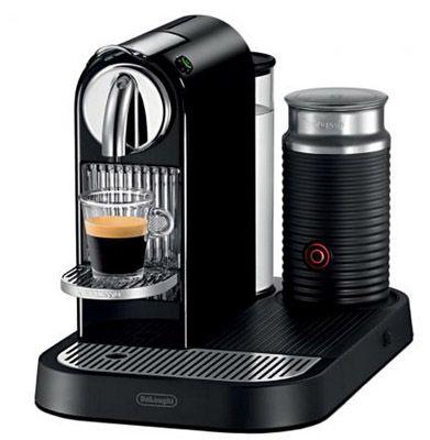 DeLonghi EN 266.BAE  DeLonghi EN 266.BAE Nespresso Citiz Kapselmaschine für 119€