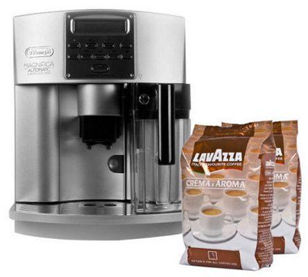 DeLonghi Magnifica ESAM 3500 Kaffeevollautomat + 2 kg Lavazza Kaffee für 449€   Update