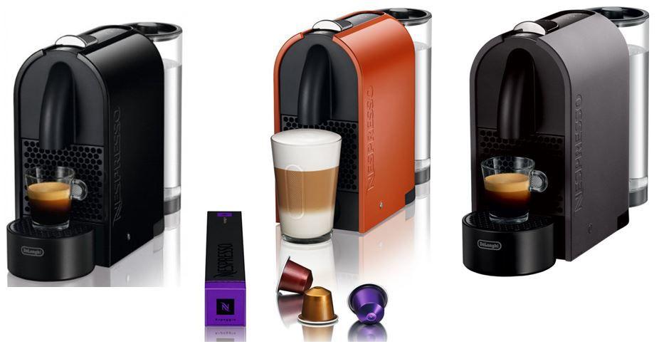 DeLonghi DeLonghi EN 110.O Nespresso Kapselmaschine für 69€ bei der Preissturz Aktion für DeLonghi, Braun und Kenwood
