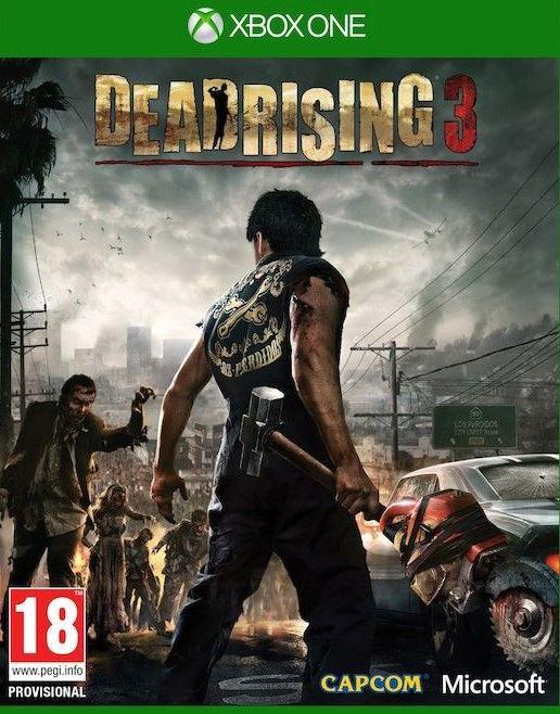 Deadrising Dead Rising 3   (Xbox One) Apocalypse Edition für 23,38€
