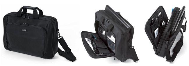 Dicota TopPerformer Dicota TopPerformer Notebooktasche bis 33,7 cm (13,3 Zoll) für 22€