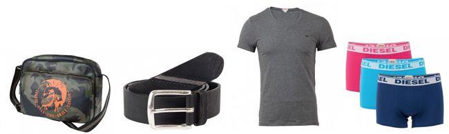 """20% auf Diesel Fashion bei Mybodywear – z.B. Shopper Handtasche """"Potsie"""" für 72€ statt 93€"""