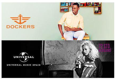 Dockers DOCKERS Herrenmode & UNIVERSAL Shirts jetzt bei Vente Privee