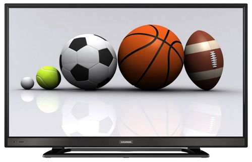 Grundig 22VLE5421BG   22 Zoll Full HD LED Fernseher mit Triple Tuner für 169€