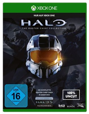 Halo Master Chief Halo: The Master Chief Collection Xbox One für 38,51€