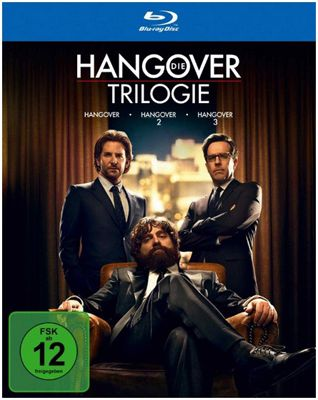 Hangover Trilogie Hangover Trilogie auf Blu ray ab 14,97€