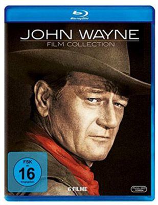John Wayne Blu ray Collection John Wayne Blu ray Collection ab 12,96€