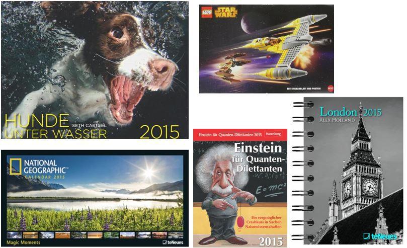 Kalender Alles muss raus   Kalender 2015 zu Sonderpreisen bei Amazon