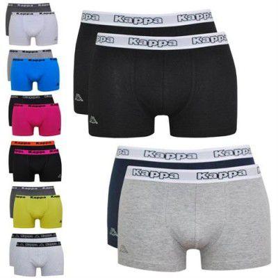 Kappa Cedrick Wolg DD e1486194562657 Kappa 6er Pack Boxershorts verschiedene Farbsets für je 19,75€