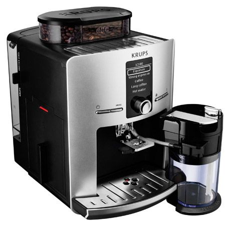 Krups EA 829 E Latt´Espress Kaffeevollautomat für 349,90€