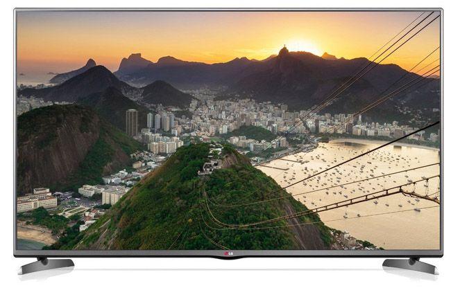 LG 49LB620V LG 49LB620V   49 Zoll 3D Full HD Fernseher mit 3D Brillen und Triple Tuner für 418,99€