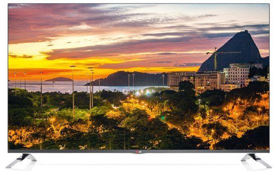 LG 50LB671V   50 Zoll 3D Full HD Fernseher mit 2.1 Sound, WLAN und Triple Tuner für 599€