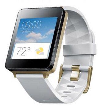 LG G Watch W100 Smartwatch für 89€