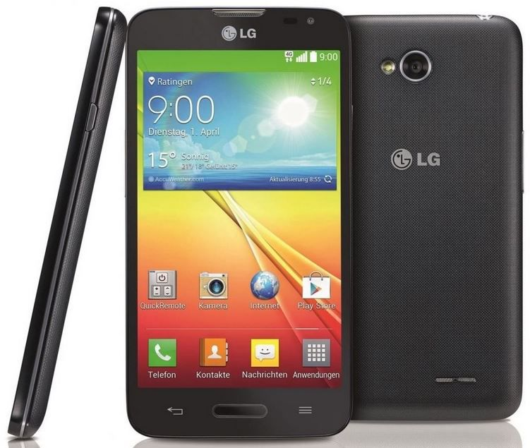 LG L70 LG L70   Android 4.4 Smartphone mit 4,5 Zoll Touchscreen für 99,90€
