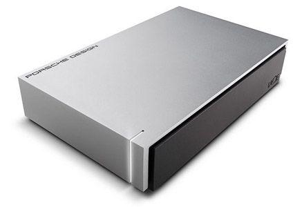Preisfehler! LaCie P'9233 8TB USB 3.0 Festplatte für 16,29€