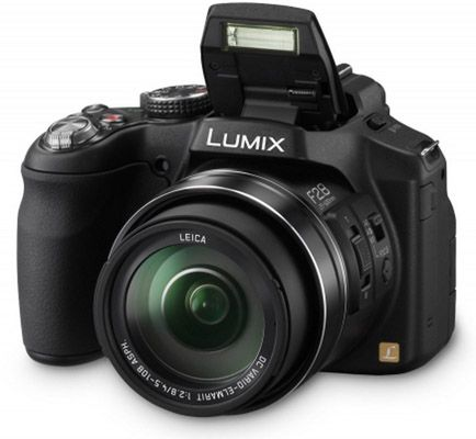 Lumix DMC FZ200 Panasonic Lumix DMC FZ200 Full HD Bridge Kamera für 299€