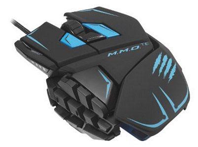 Mad Catz M.M.O.TE Gaming Maus für 49€