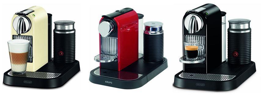 Nespresso 70€ Nespresso Clubguthaben beim Kauf einer Nespresso Maschine mit Milchaufschäumfunktion   nur heute!