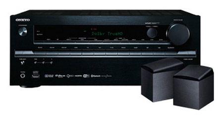 Onkyo HT RC660 7.2 Netzwerk AV Receiver + SKH 410 Dolby Atmos Lautsprecher für 340,99€