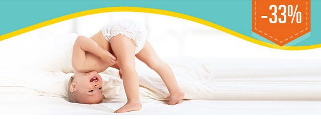 Pampers Baby Dry bei Allyouneed   z.B. Pampers Baby Dry Junior Plus Gr. 5+ für 19,82€   Update