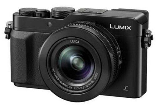 Panasonic Lumix DMC LX100 für 649,90€   Kompaktkamera mit 4K, WLAN und NFC