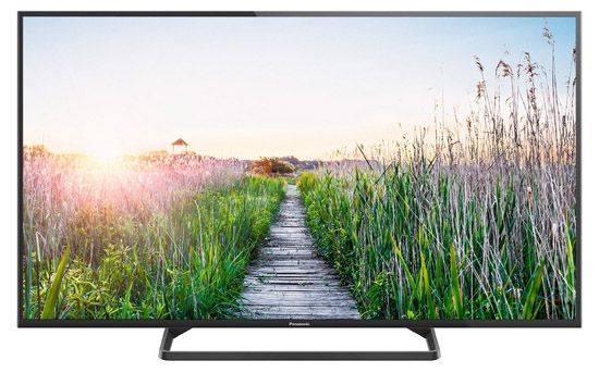 Panasonic TX 50ASW504   50 Zoll Full HD Fernseher mit Triple Tuner für 439€