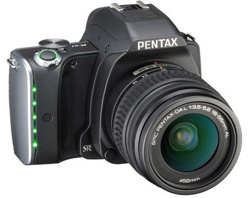Pentax K S1   20 MP SLR Kamera + 18 55mm Objektiv für 389€   Update