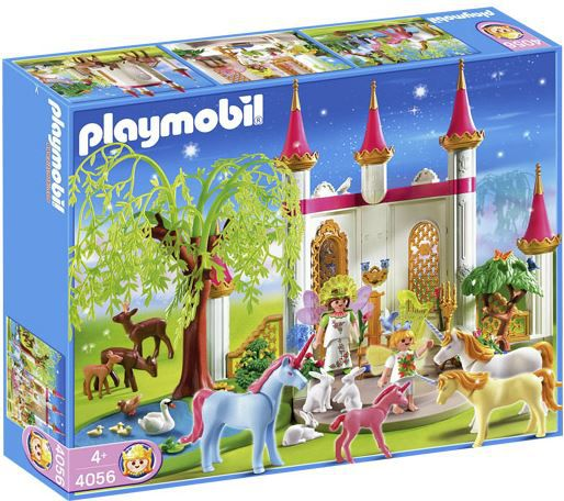 Playmobil Playmobil 4056 Feenschlösschen im Einhornwald ab 29€