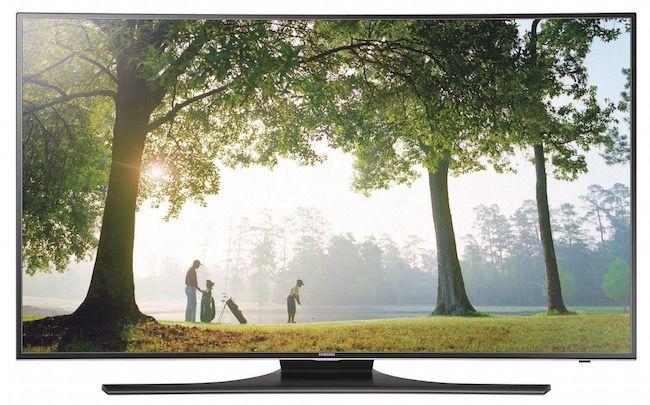 Samsung UE55H6870   55 Zoll 3D Full HD Curved Fernseher mit WLAN und Triple Tuner für 899€   Update