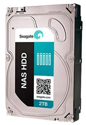 Seagate ST2000VN000 Seagate ST2000VN000   NAS HDD 2TB für 79,90€