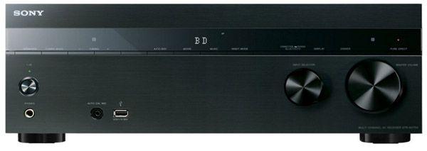 Sony STR DH750 Sony STR DH750 7.2 3D 4K AV Receiver mit Bluetooth für 229,90€
