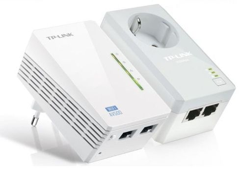 TP Link TL WPA4226KIT TP Link WPA4226 KIT Powerline KIT WLAN Extender für 37,90€   refurbished!