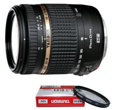 Tamron 18 270mm VC PZD Objektiv  für Canon, Nikon und Sony Alpha für je 319€
