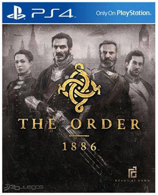 The Order PS4 The Order: 1886 (PS4) für 49,90€