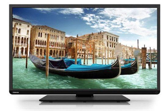 Toshiba 40L1343DG   40 Zoll Full HD Fernseher mit Triple Tuner für 269,99€