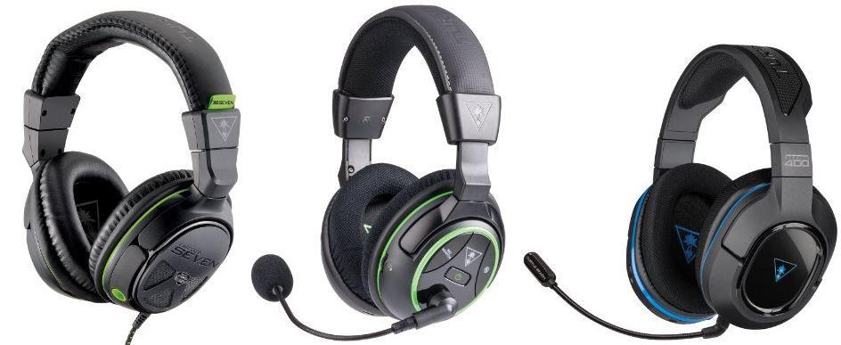 Turtle Beach Ear Force Stealth 400   Wireless Headset für 69,97€ bei der Amazon Turtle Beach Ear Force Aktion