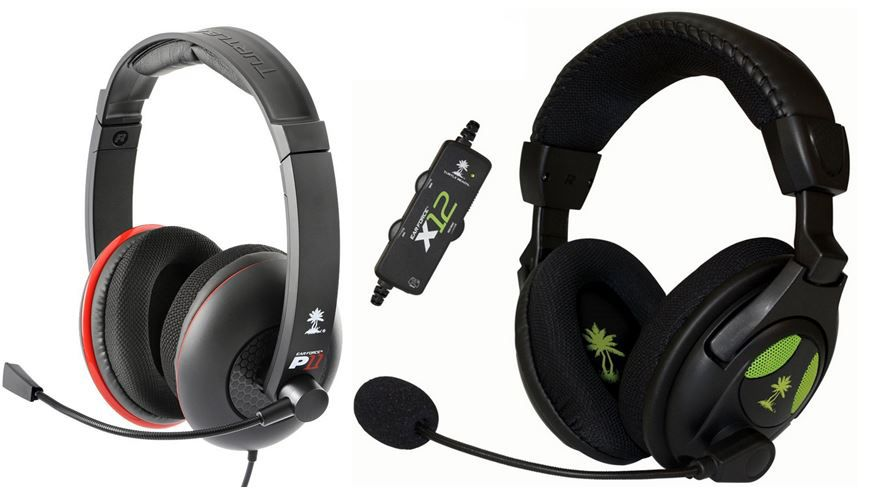Turtle Beach Ear Force P11 Headset für 36,97€ bei der Amazon Turtle Beach Ear Force Aktion