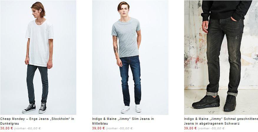 Urban outfitters Urban Outfitters   Street Fashion mit bis zu 75% Rabatt + excl. 15€ Gutschein (MBW 75€)   Update
