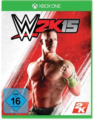 WWE 2K15 für die Xbox One ab 19,99€